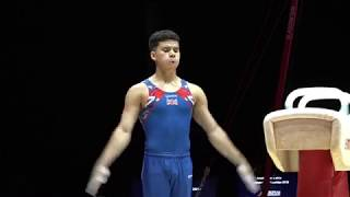 REPLAY - 2018 Junior men's European Championships event finals - Glasgow (GBR)
