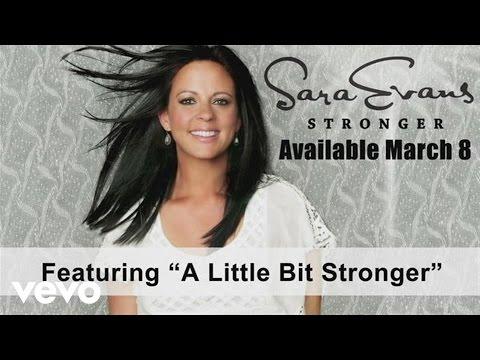 """Sara Evans - """"A Little Bit Stronger"""" Interview"""