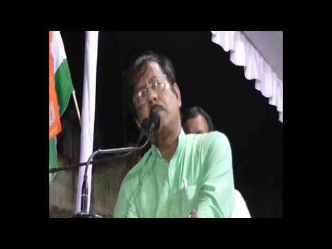 Jyotipriya Mallick politically attacks Mukul Roy at Kanchrapara