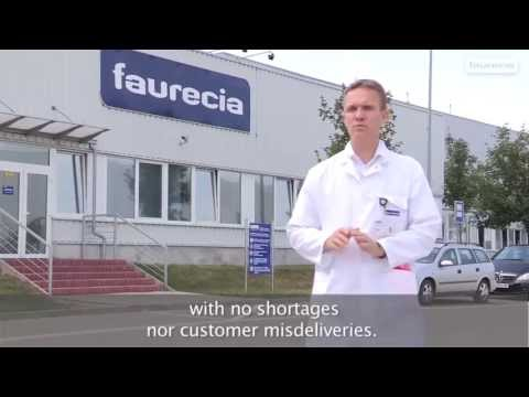 Trnava plant, Slovakia: the pull-system