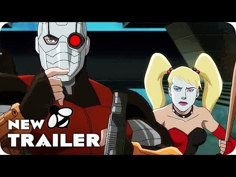 Suicide Squad: Hell To Pay Trailer (2018)...