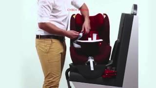 CYBEX Sirona | інструкція до автокріслу