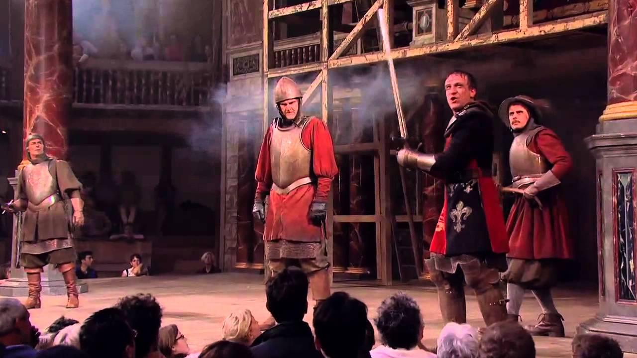 Shakespeare: HENRY V (Shakespeare's Globe)