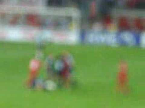 Overtreding Hersi op Rommedahl FC Twente-Ajax in Emmen