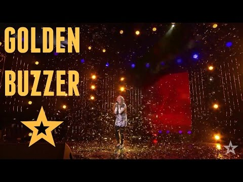 GOLDEN BUZZER Switzerland Got Talent 2015
