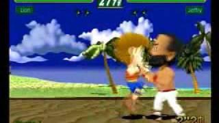 Virtua Fighter Kids - Gameplay (Sega Saturn)