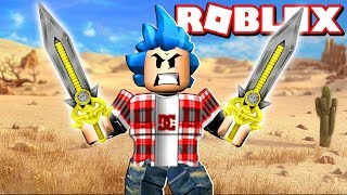 DOUBLE WEAPONS in the WARRIOR SIMULATOR! - Roblox: Warrior Simulator