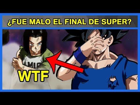 Dragon Ball Super: ¿Fue MALO el FINAL de SUPER?