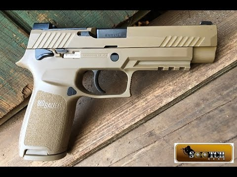 Sig Sauer M17: Choice of the U.S. Military