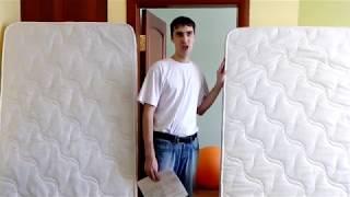 видео Матрас Promtex-Orient Roll Стандарт 14 Латекс Эко