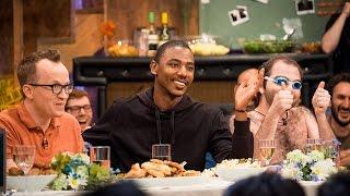S2E7: Jerrod Carmichael in 'Family Dinner' | The Chris Gethard Show