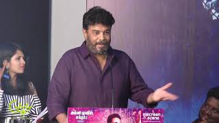 Sundar C Speech At Natpe Thunai Trailer Launch