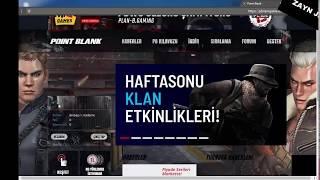 Point Blank Türkiye hesabı kesmek   Point Blank Turkey and Tam account's hack 2018!!!..