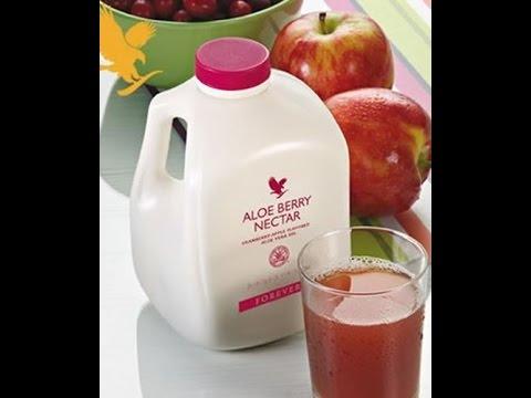 Très Aloe Berry Nectar - YouTube JU33