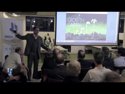 Digital Jersey presents Ivan Nikkhoo 'Creating a sustainable digital ecosystem'