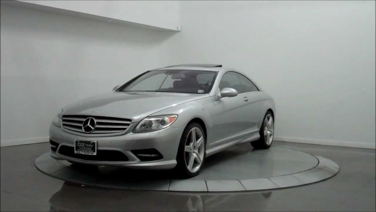 2007 mercedes benz cl550 amg sport youtube for 2007 mercedes benz cl550 for sale