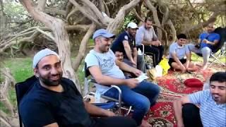 عبيد العوني مع اهل الاحساء في عرين الاسود و البطل احمد بو خمسين