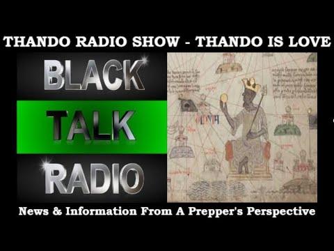 Thando Radio Show: Financial Friday How To Play The Future