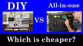 Is DIY Solar Power actually cheaper? VS All-in-One System? Let's do the math