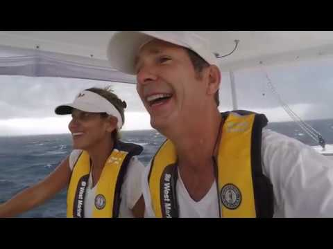 Episode 24 Saint Lucia to Grenada part 2 Leopard 48