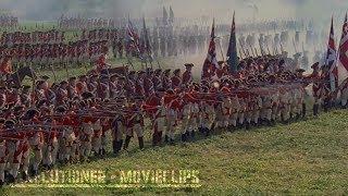 The Patriot |2000| All Fight/battle Scenes Edited April 19, 1775