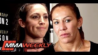 Cris Cyborg: Megan Anderson Has to Handle Her Problem with UFC for Fight to Happen