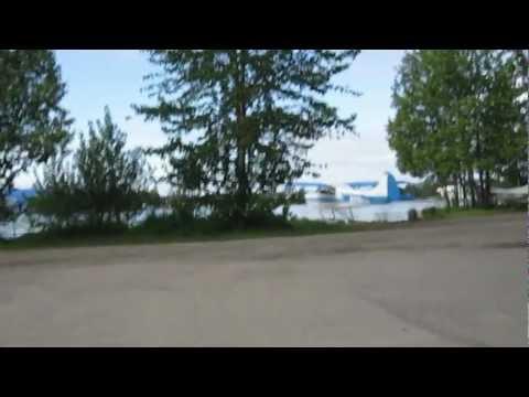 Lake Hood Float Plane Anchorage Alaska
