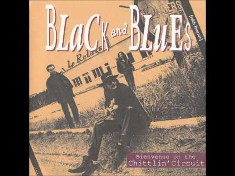 BLACK AND BLUES - Greyhound Boogie (1994)