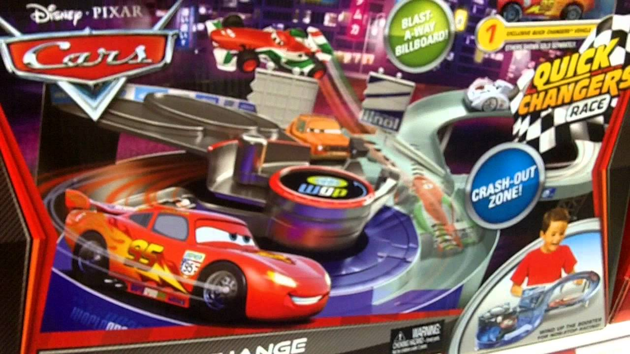 Toys R Us Toy Cars : Disney cars toys review at r us youtube