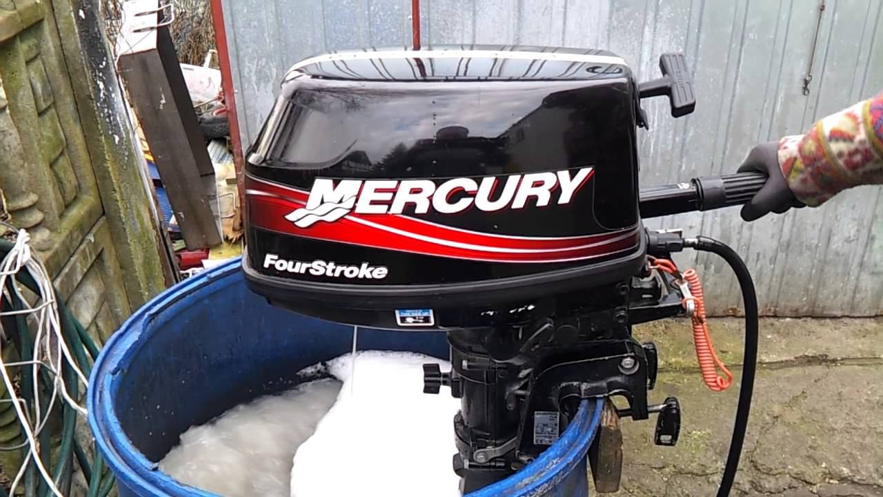 6hp mercury 2 stroke weight loss