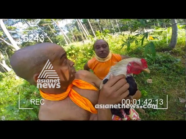 Munshi on clinic in Kerala police station 2 Feb 2018