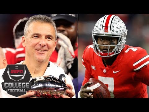 Ohio State wins Big Ten title, Dwayne Haskins throws 5 TDs | College Football Highlights