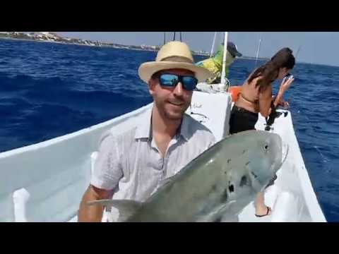 Fishing On Riviera Maya, Mexico. Feb And March 2020 Report