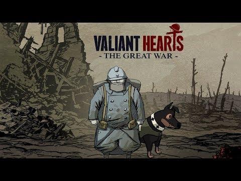 Valiant Hearts: The Great War #11 - Ужасы Войны!