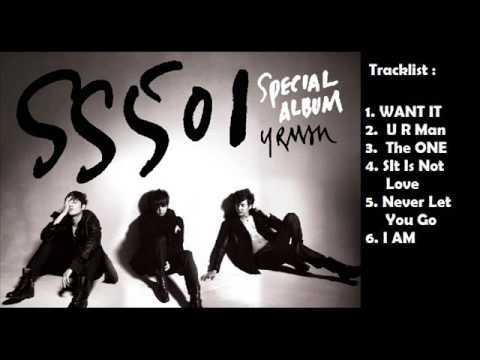 SS501 -  Ur Man