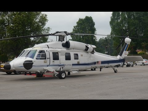 RMAF VIP Blackhawk