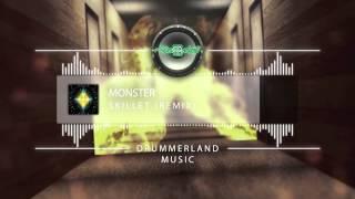 Monster | Skillet (Kronicles Dubstep Remix) | Best Christian Dubstep