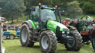 Deutz  tractor modified