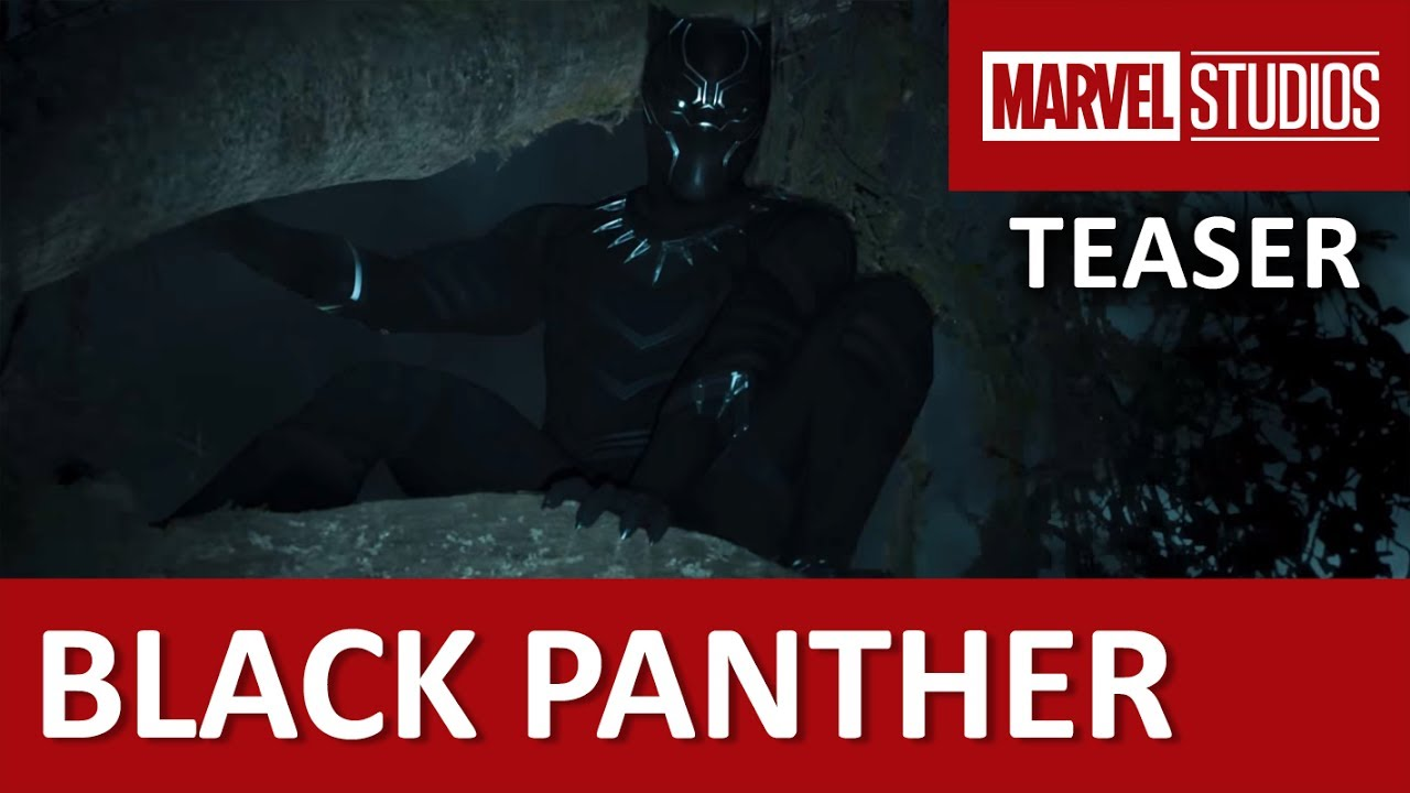 Teaser trailer | Black Panther