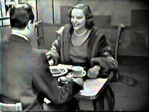 Tallulah Bankhead--Trip to the Automat, 1957 TV