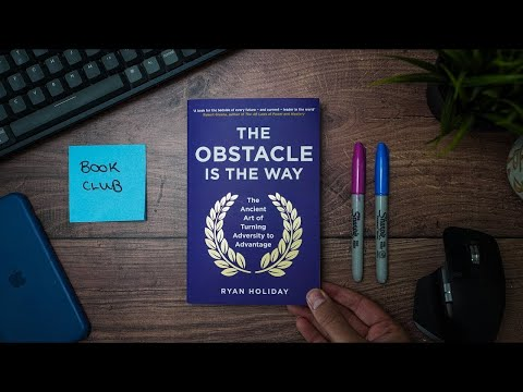 How to see opportunities in EVERYTHING // The Obstacle is the Way