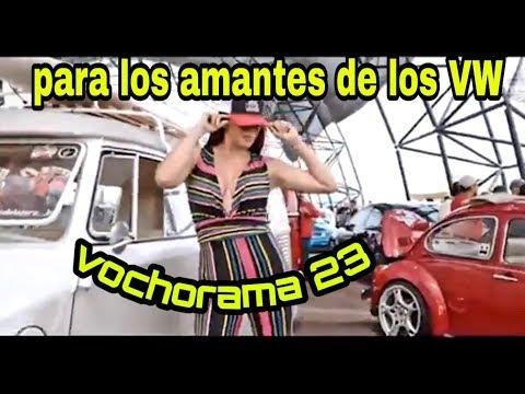 LA EXHIBICIÓN MAS GRANDE DE AUTOS VW esperalo ya !! vochorama 23