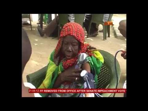NTA Network News Extra 31 August, 2016