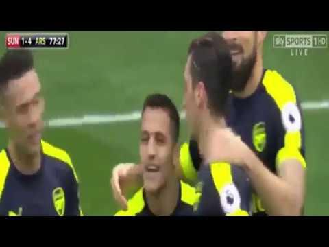 Download Sunderland vs Arsenal 1-4 Highlights,ALL goals  Premier League   , 29/10/2016