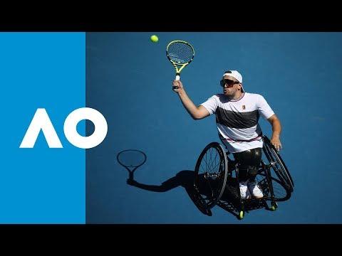Dylan Alcott v David Wagner match highlights (F) | Australian Open 2019