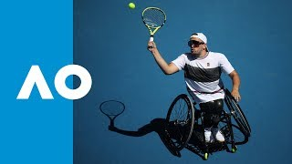 Dylan Alcott v David Wagner match highlights (F) | Australian Open 2019