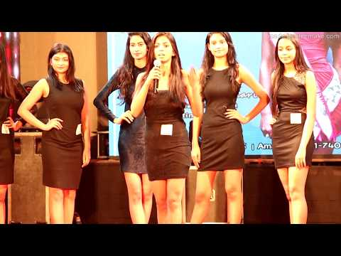 """QUESTION ROUND,FBB CAMPUS PRINCESS,HOT MODELS,TEMPEST 2K17,DMET(MERI)"""