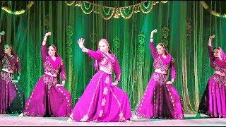 Chal Chaya, Indian Dance Group Mayuri, Russia
