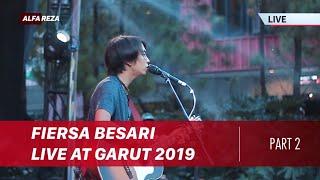 Download FIERSA BESARI - GARIS TERDEPAN WAKTU YANG SALAH LIVE AT GARUT 2019 PART 2 Mp3
