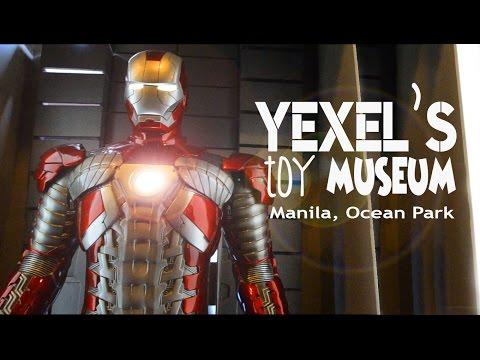 YEXEL'S TOY MUSEUM 「Manila Ocean Park」